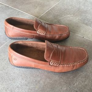 Rockport Leather Penny Loafers/ Driving Moccasins